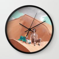 Unique in all the World Wall Clock