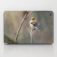 Morning Goldfinch iPad Case