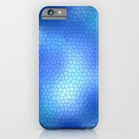 iPhone & iPod Case featuring Blue by Ashleigh