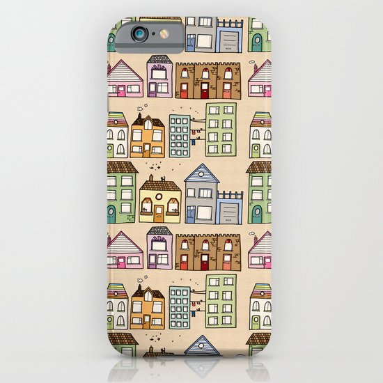 Houses iPhone & iPod Case