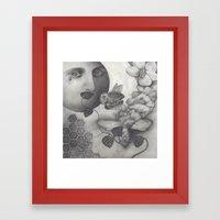 Arcanus Evanescens Framed Art Print