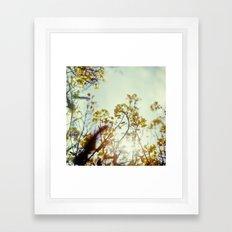 rape Framed Art Print