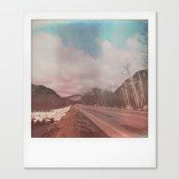 Polaroid Canvas Print