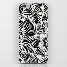 Palm Pattern iPhone & iPod Skin