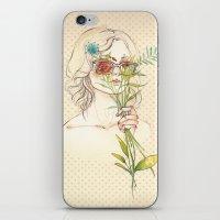 Stranger. iPhone & iPod Skin