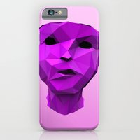 iPhone & iPod Case featuring Expression C by FalexanderArt