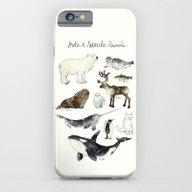 Arctic & Antarctic Anima… iPhone 6 Slim Case