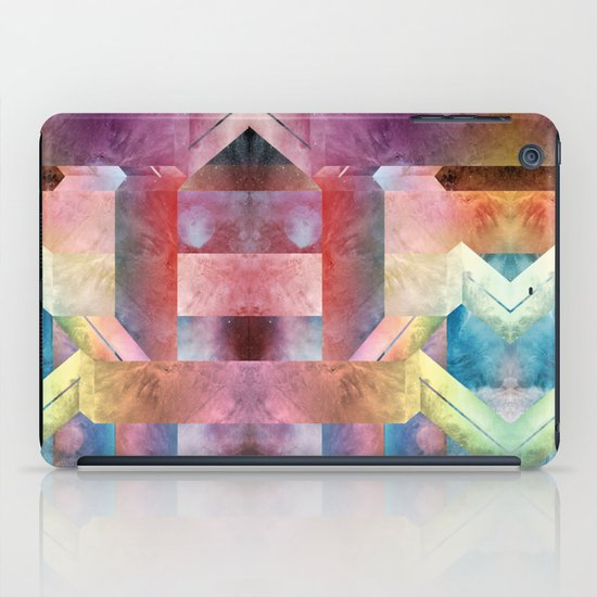space hipster iPad Case