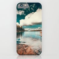 sunset iPhone & iPod Cases featuring Belle Svezia by HappyMelvin