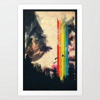 Nox Noctis Art Print