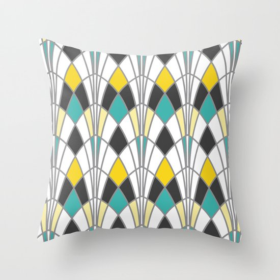 Arcada Throw Pillow