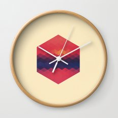 Exagon V.1 Wall Clock