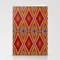 Native Pattern 5 Stationery Cards