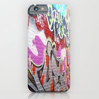 graffiti3 iPhone 6 Slim Case