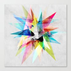 Colorful 2 X Canvas Print