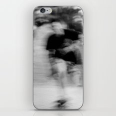 Skateboarding! iPhone & iPod Skin