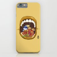 iPhone & iPod Case featuring Untitled Mouth  by Shizen.ae