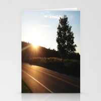 The Road Home Stationery Cards