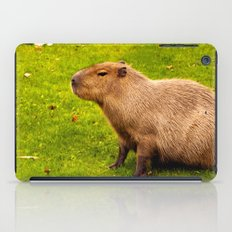Capybara iPad Case