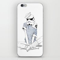 Sailortrooper iPhone & iPod Skin