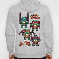 Teenage Mutant Ninja Turtles Pizza Party Hoody