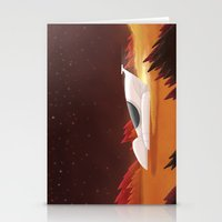 Mars, Off Road Stationery Cards