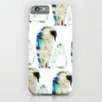 Remix Emperor Penguins iPhone 6 Slim Case