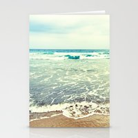 Oh, The Sea, The Sea... Stationery Cards