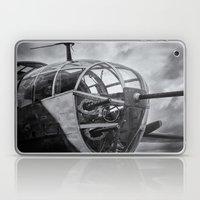 B-25 Nose Guns Laptop & iPad Skin