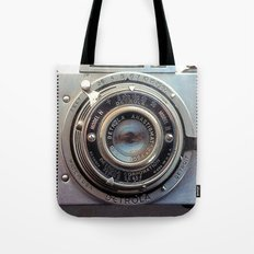 Detrola (Vintage Camera) Tote Bag