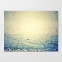 Manhattan Beach, California Canvas Print