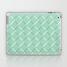 Chain Link on Mint Laptop & iPad Skin