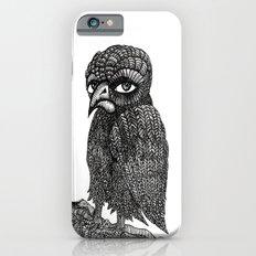 Morbid bird iPhone 6 Slim Case