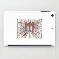 Welcome To Brooklyn iPad Case