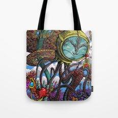 Otherworldly Ecologist Tote Bag