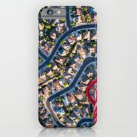 Blissful Suburbia  iPhone 6 Slim Case