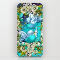 Bluebird IPhone Cover/Ca… iPhone & iPod Skin