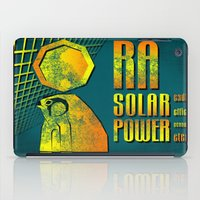 Ra Solar Power iPad Case