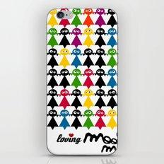 mooimooi girls iPhone & iPod Skin