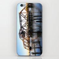 Inlet iPhone & iPod Skin