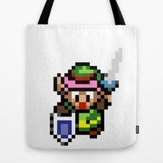 Legend of Zelda - Link Tote Bag