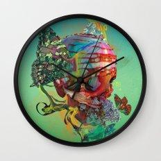 Magic Within Wall Clock