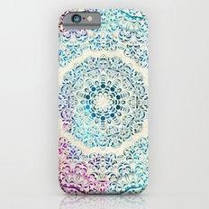 Watercolor Mandala iPhone 6 Slim Case