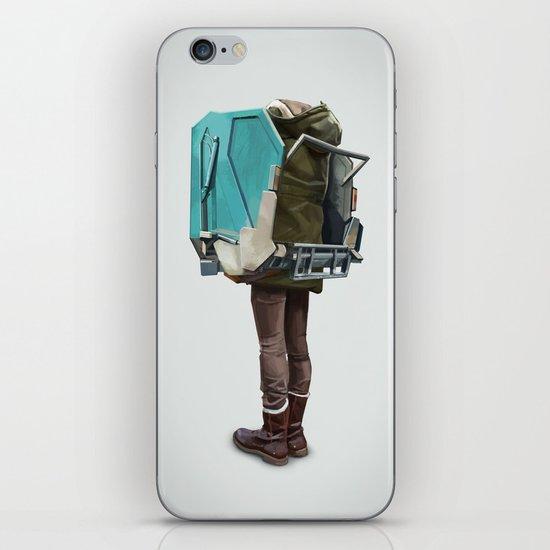 New Fashion iPhone & iPod Skin