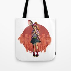 Land of the Rising Dead 2012 Tote Bag