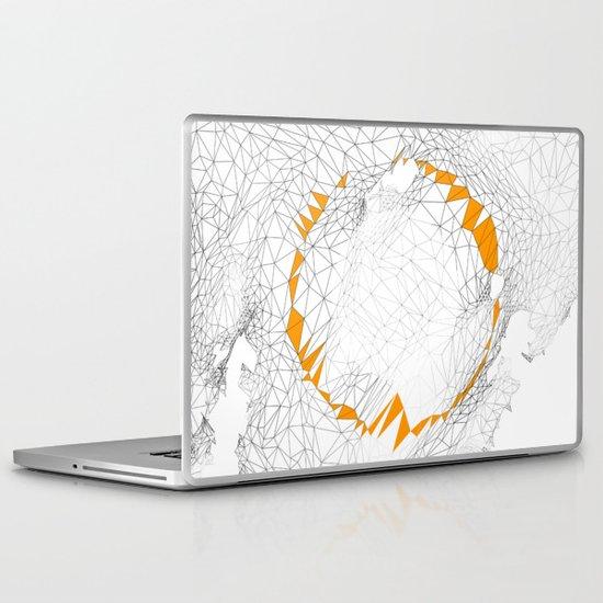 M_ Laptop & iPad Skin
