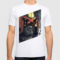 Judgement Mens Fitted Tee Ash Grey SMALL