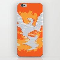 River Phoenix - Autumn iPhone & iPod Skin