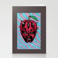 Apple Maul Stationery Cards