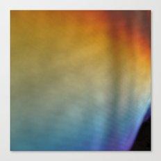 rainbow on a sunday 1 Canvas Print